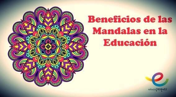 mandalas, que son las mandalas, beneficios educativos de las mandalas
