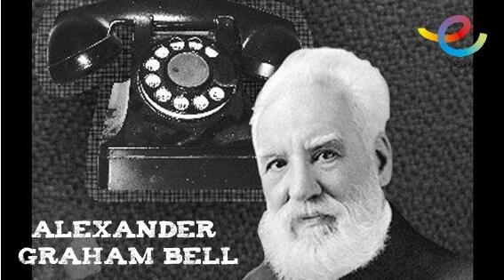 Alexander Graham Bell y el Teléfono