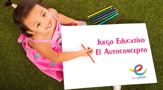 juego educativo, juego para niños, juego infantil, autoconcepto