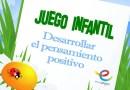 Juegos de niños: Juego para desarrollar el pensamiento positivo