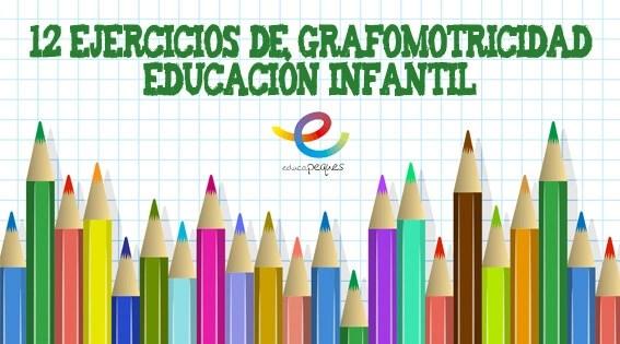 ejercicios de grafomotricidad, grafomotricidad, trazos, grafomotricidad 3 años, trazos para niños