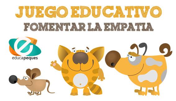 fomentar la empatía, habilidades sociales, juego infantil, juego didáctico, juego para niños, juego educativo
