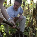 Pedro Bidegaray wrote 'hands-on' learning into the KARUCO Ag Curriculum