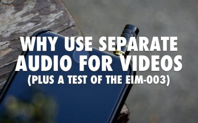 Why Use Separate Audio for Videos? [VIDEO]