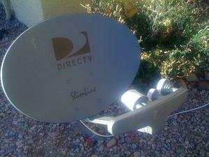 "DirecTV AU9-S 5-LNB ""Slimline"" satel..."
