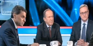 "Ed Conard on ""GPS"" with Fareed Zakaria, Paul Krugman, Arianna Huffington and Mort Zuckerman"