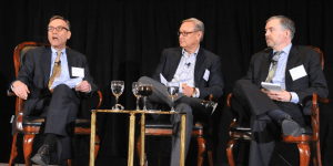Ed Conard sits down for a conversation on income inequality with The Manhattan Institute's VP for Policy Research Howard Husock and senior fellow Scott Winship at the 2015 National Meeting of the Adam Smith Society.