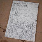 15-Lundy Island Sketches 2014-2