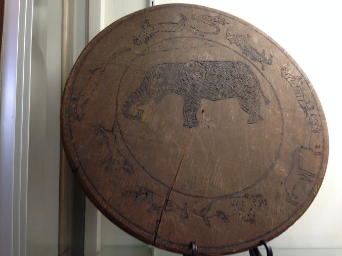 Figure 12: Cummings' elephant shield