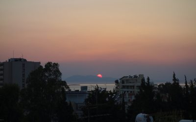 Athens working session – diary