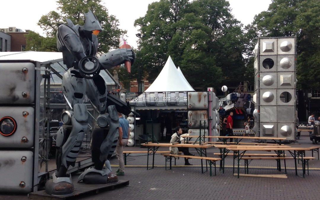 EEGsynth at COGBOT festival