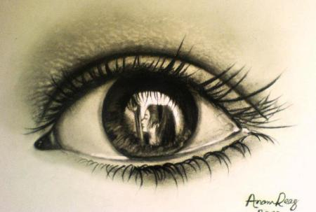 eye-drawing