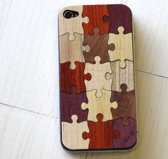 puzzle-design-iphone-skin