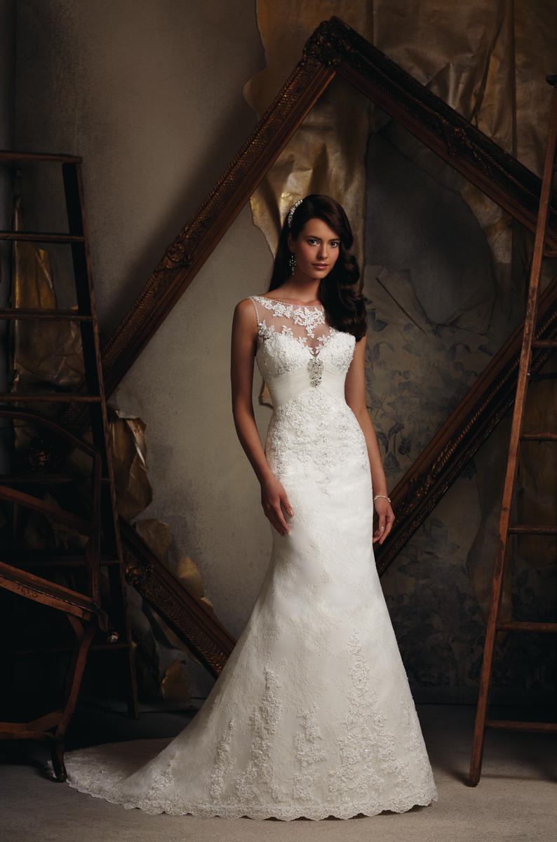 3 hot wedding dress trends to be hot wedding dresses Wedding dress by Mori Lee style