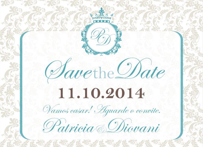Casamento Patricia ♥ Diovani – 11.10.2014
