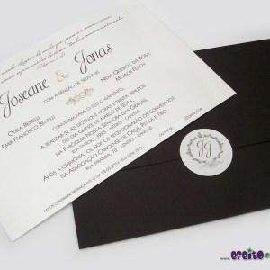 Convite Liverpool | Joseane & Jonas