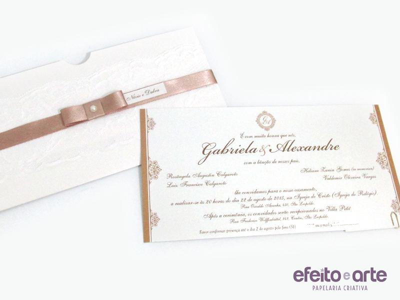 Casamento Gabriela e Alexandre