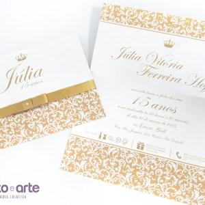 Convite Joaquina
