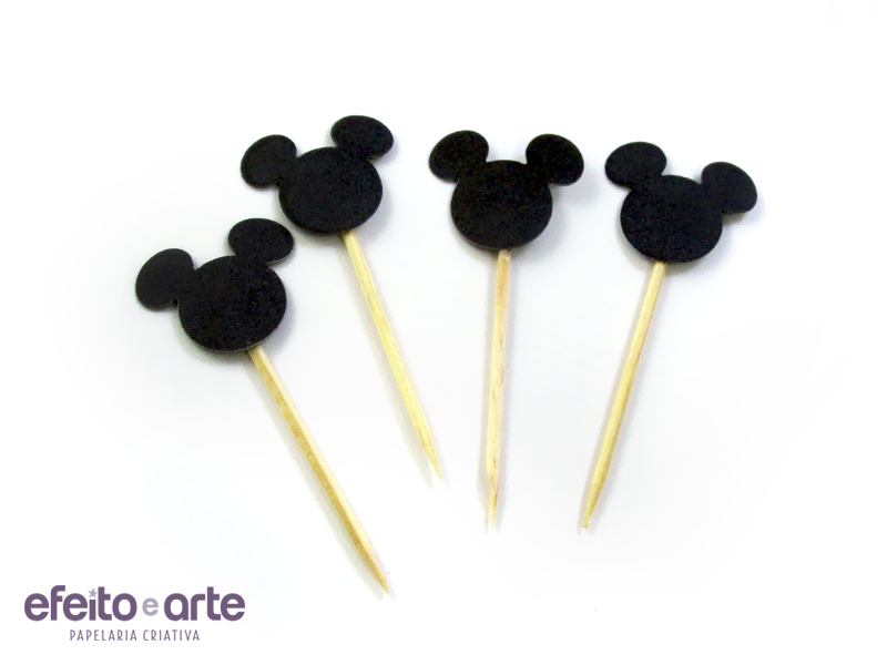 10 Toppers Mickey