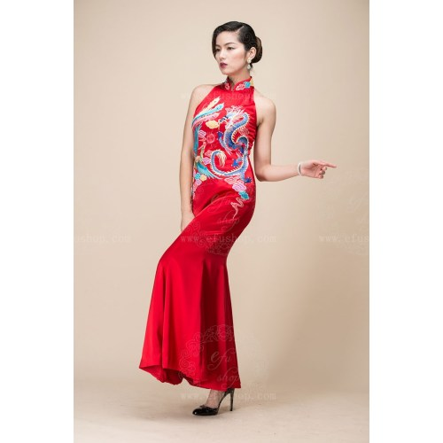 Medium Crop Of Chinese Wedding Dress