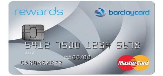 Barclaycard Reward MasterCard