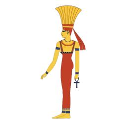 Goddess Anuket