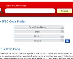 IFSC Codes, IFSC Code Of SBI, IFSC Code SBI, IFSC Code ICICI Bank