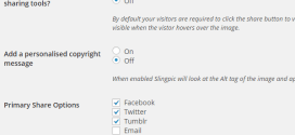 Social Share Buttons For Images – Slingpic Plugin