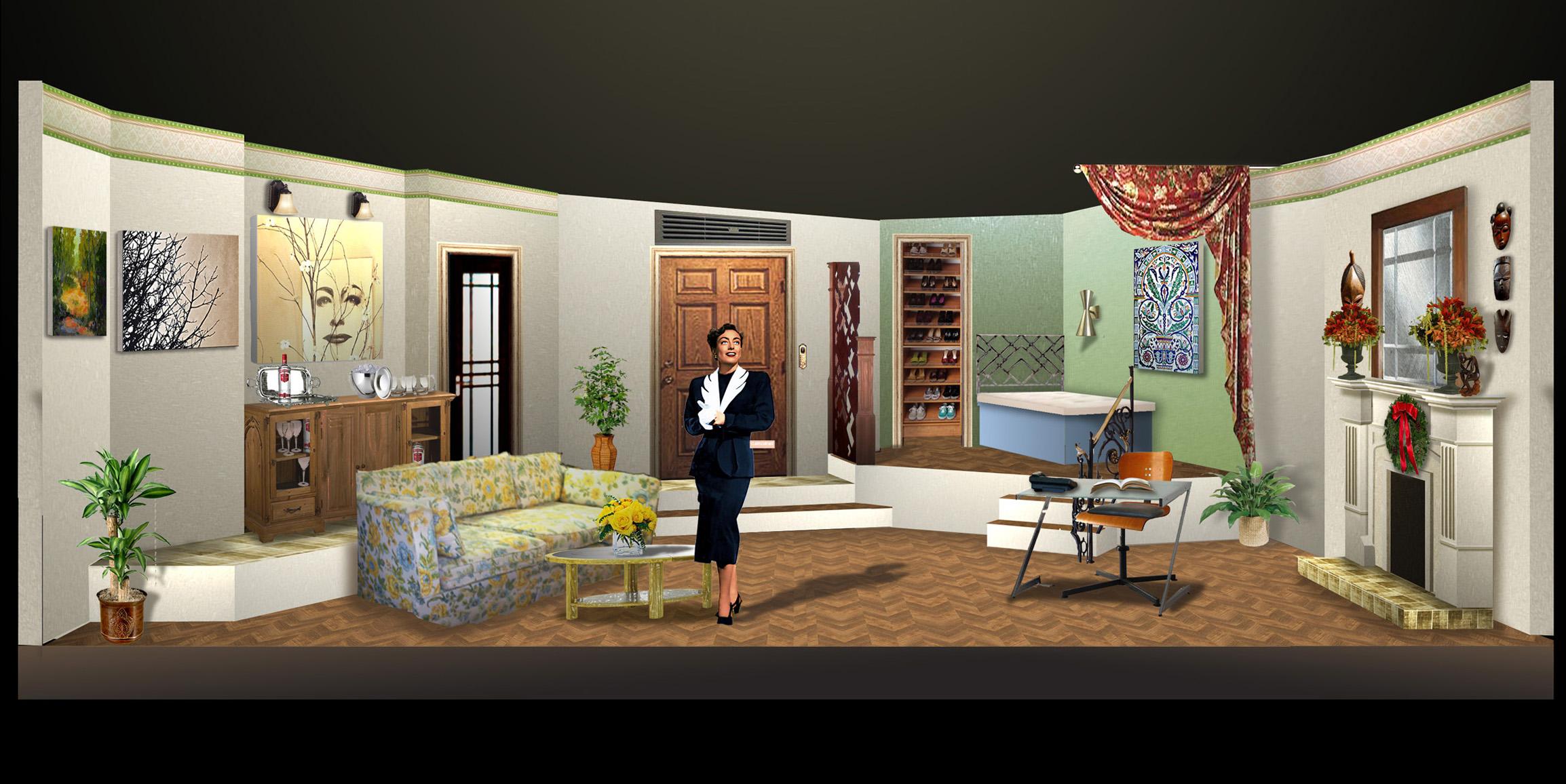 Fullsize Of Joan Crawford House