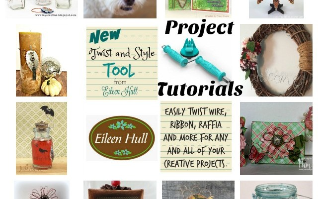 Twist and Style Tool Project Tutorials
