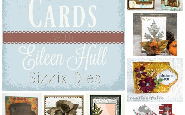 Creative Cards Using Sizzix Dies