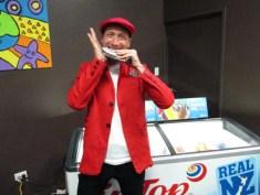 KurtX plays cool tunes on his Memphis Meltdown at NZ's Got Talent.
