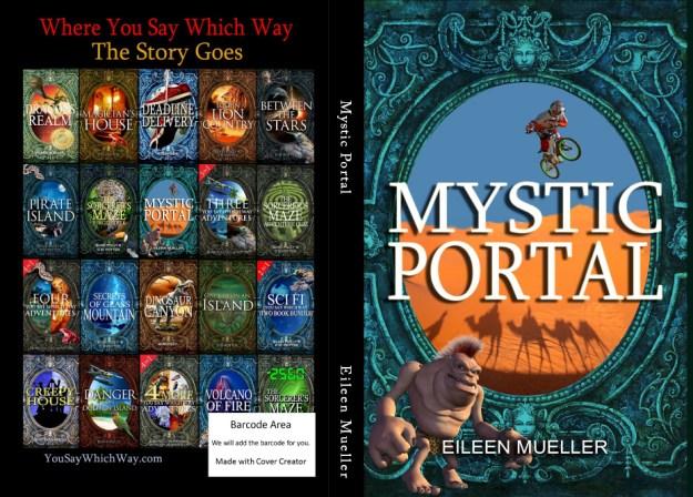 Pick a Path style kids story