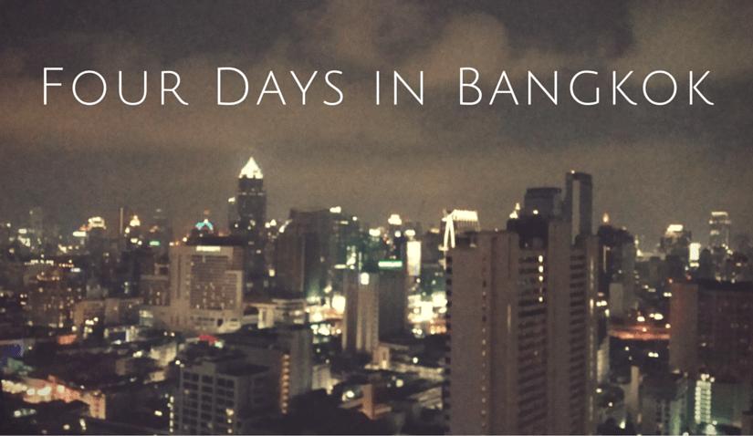 Bangkok – Das Tor nach Asien