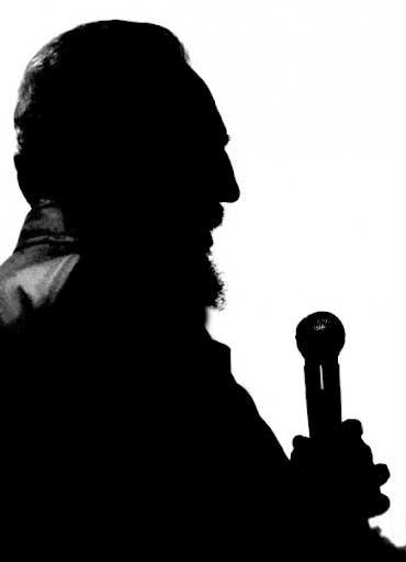 Auch im Alternativtext: Alles Gute, Fidel!