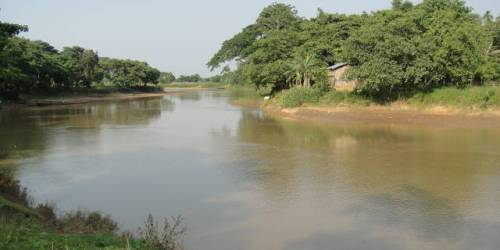 River Kulsi