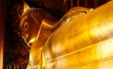 涅槃仏~寝ていても仏様は助けてくれる