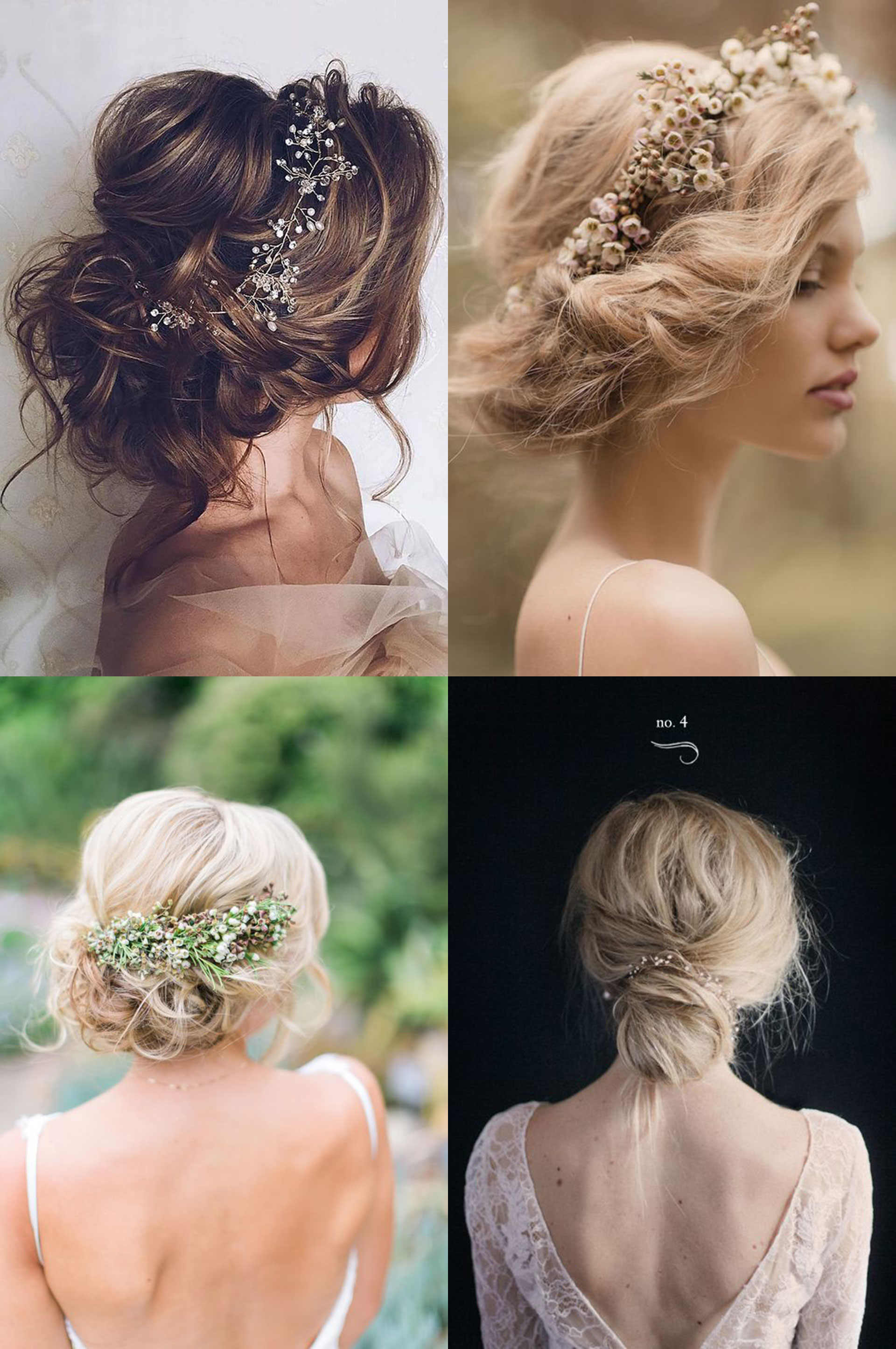 Wedding Hair Inspirations