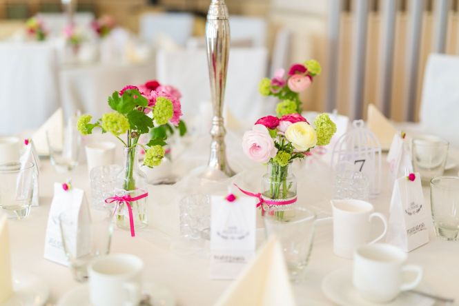 Wedding Decorations - Table Decoration