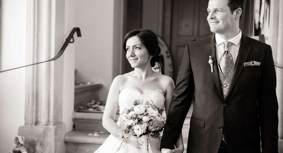 Wedding Dress for Summer Weddings - Strapless Wedding Dress