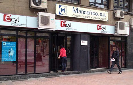Oficina del ECYL en la capital de Ponferrada