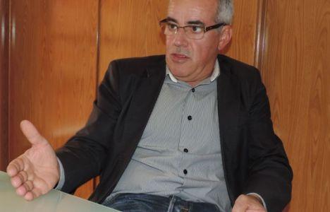 El concejal de Urbanismo y portavoz del PP, Juan Elicio Fierro