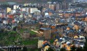 Imagen panorámica de la capital del Bierzo (César Sánchez)