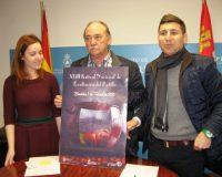 El equipo de gobierno de la capital del Bierzo Alto presentando el cartel de la 43 edición del evento (Cebrones)