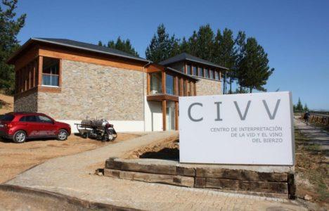 Infraestructura del CIVV en plena ruta jacobea (B.G)