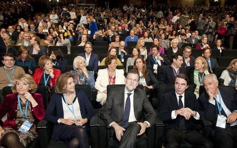 Durante tres días Madrid fue el punto de encuentro de los populares