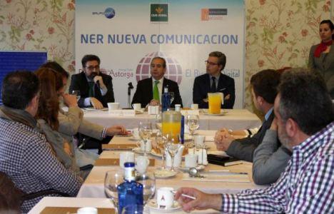 Foro de Debate NER Nueva Comunicación, organizado por Noroeste en Red SL (S. G.)