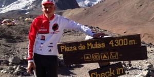 El mejor Escalador de velocidad del momento,  Karl Egloff, participará en el evento