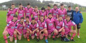 Los U16 de Bierzo Rugby, integrados en el Campus Ourense (Bierzo Rugby)