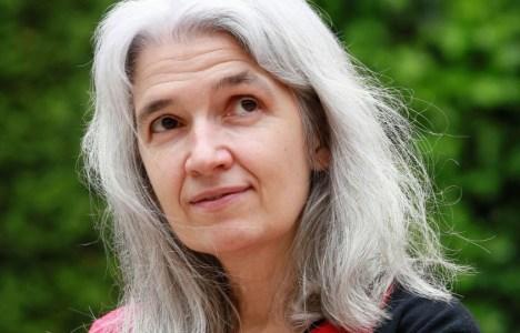 La escritora y guionista de cine Belén Gopegui